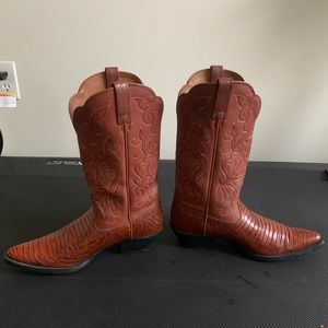 Ariat Cowboy Western All Season Boho Leather Boot
